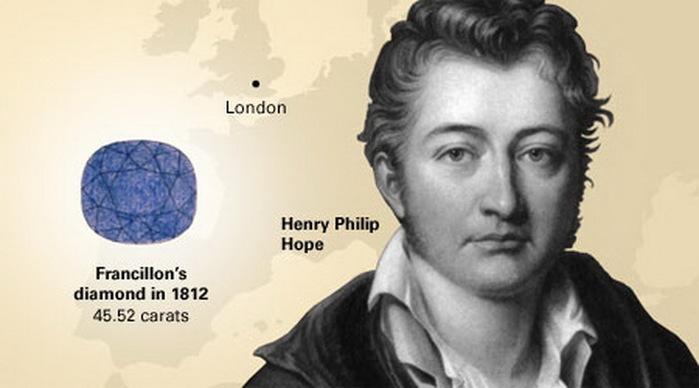 Генри Хоуп и его алмаз 11 История проклятого камня....