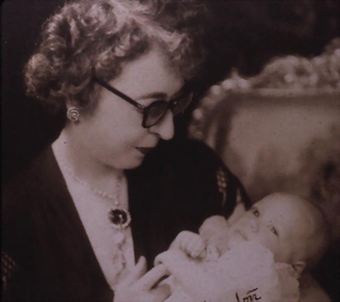 Эвелин Маклоу и ее сын1 Новая владелица проклятого бриллианта Хоуп