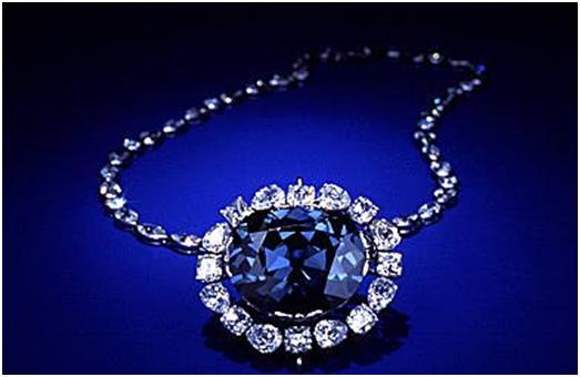 алмаз Надежда1 Цвет бриллианта