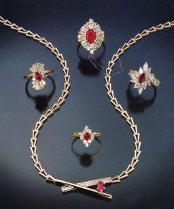 вьетнамские рубины1 Рубины и сапфиры самые редкие драгоценные камни