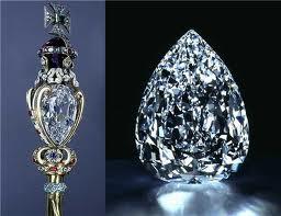 куллинан алмаз1 Самые известные белые алмазы