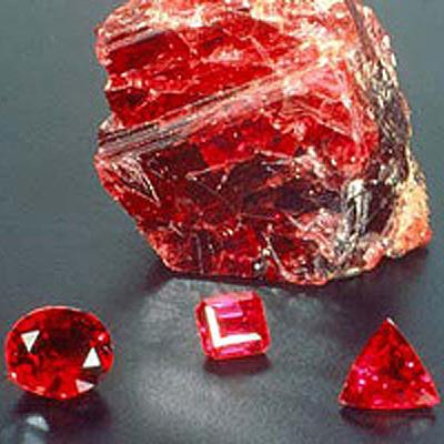 рубины1 Рубины и сапфиры самые редкие драгоценные камни
