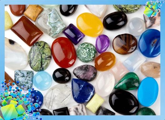 кабошоны Огранка драгоценных камней
