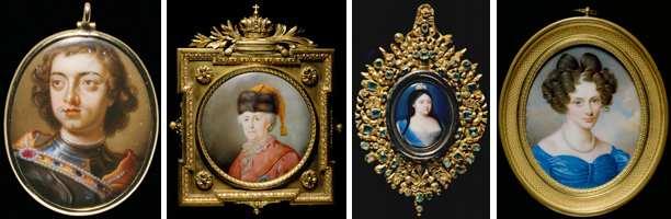 Модные украшения в России 18 век