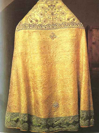 одежда русская 17 век Ювелирное искусство России 16 17 век