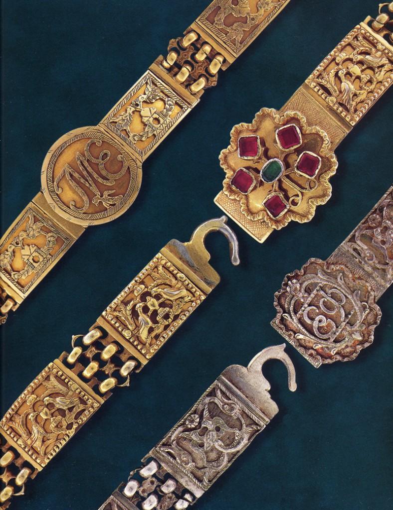 пояс 18 век 788x1024 Модные украшения в России 18 век