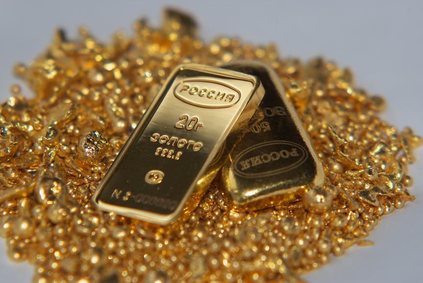 золото Драгоценные металлы