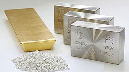 серебро Драгоценные металлы