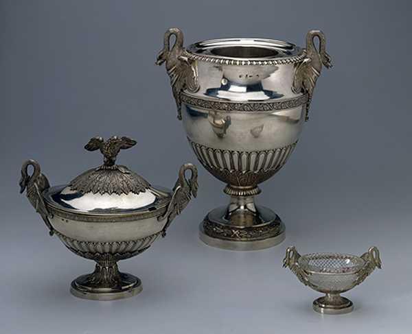 ювелирные объединения 19 век Ювелирное искусство России 19 век
