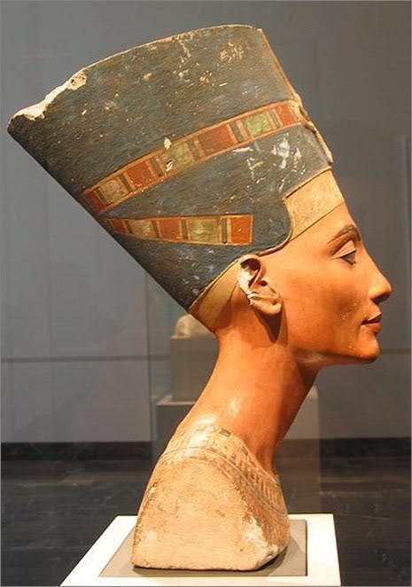 Нефертити египетская царица Гробница Тутанхамона