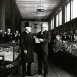 Чальз Тиффани и Джон Янг 150x150 Знаменитые дизайнеры ювелирного дома Тиффани.