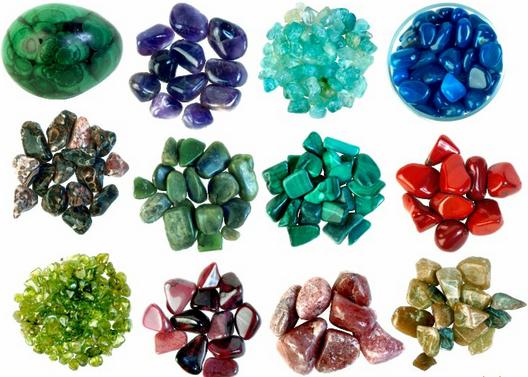 драгоценные камни Украшения из камней