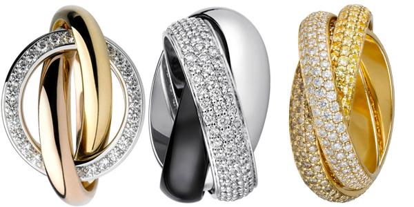 обручальные кольца от картье Картье – династия ювелиров.