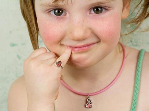 детские ювелирные украшения Детские украшения