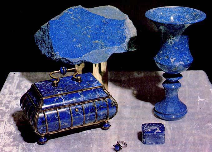 лазурит Какой камень подходит Девам