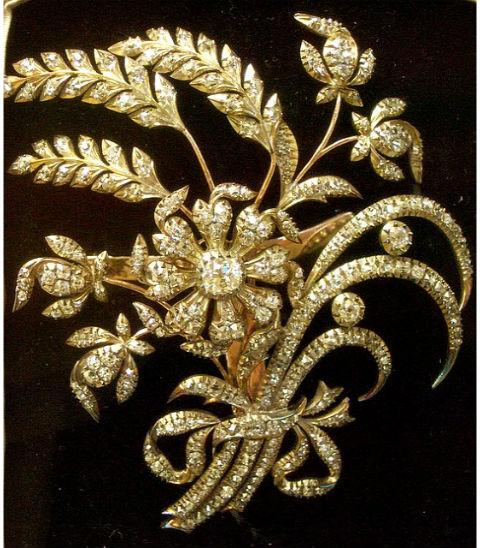 антиквариат Антикварные ювелирные украшения