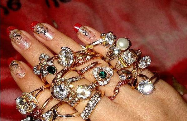 кольца2 Как подбирать ювелирное украшение