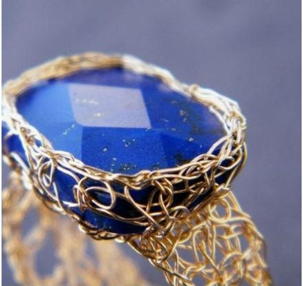 кольцо с лазуритом  Лазурит камень свойства