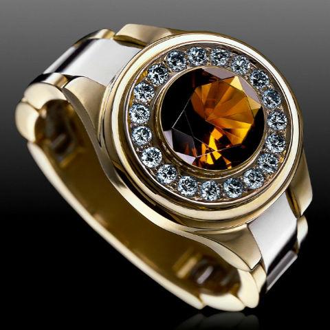 мужские золотые кольца фото