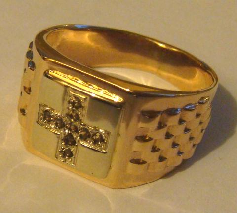 золото 585 кольцо  585 проба золота