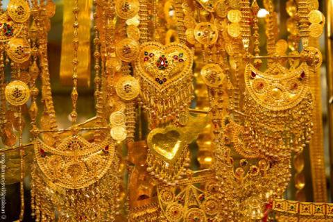 украшения из золота 5 Пробы золота
