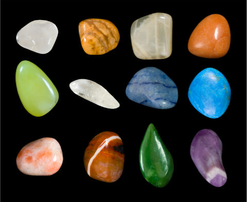 камни знаков зодиака Камни по знакам Зодиака