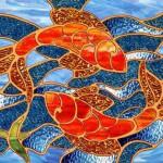 рыбы 150x150 Родонит