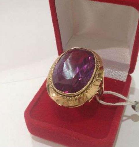 александрит кольцо Александрит камень