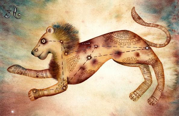 лев Камни для Льва