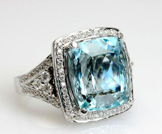 берилл Камни синего цвета