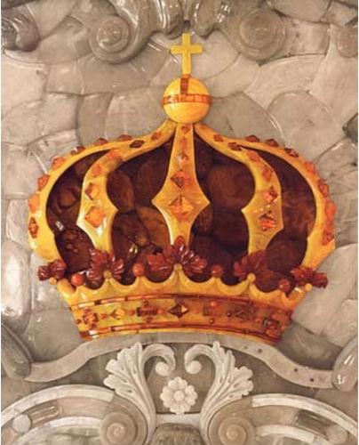 янтарная комната корона Янтарная комната