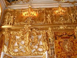 янтарная комната фрагменты комнаты 300x225 Янтарная комната