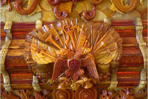 янтарная комната фрагменты Янтарная комната