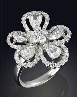 белые камни алмаз Белые камни