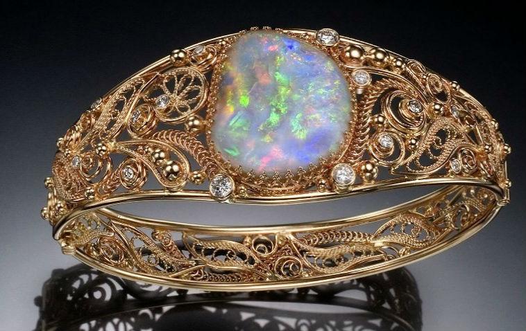 опал кольцо Опал камень свойства