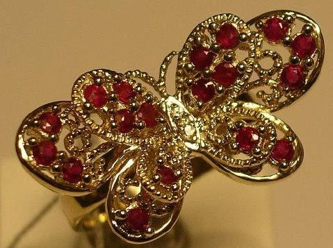 камень рубин кольцо золотое Камень рубин магические свойства