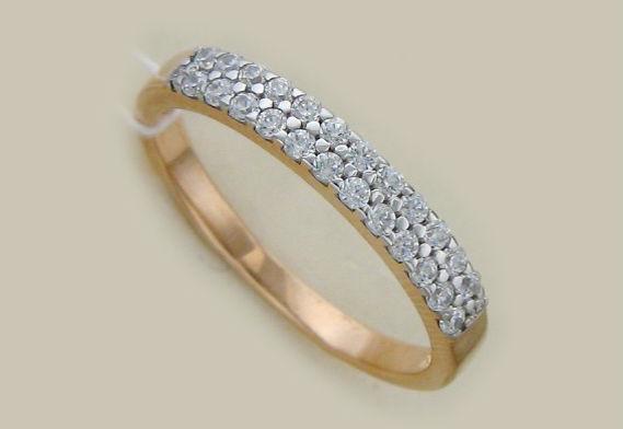 фианит кольцо Фианит