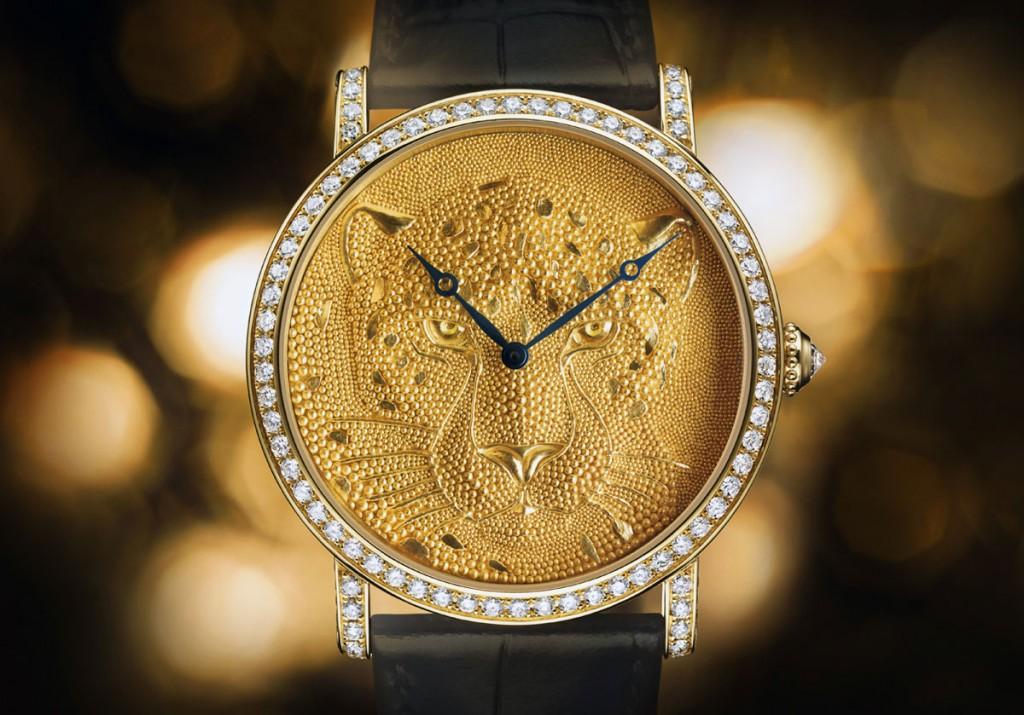 часы картье Ювелирные подарки