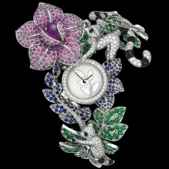 часы Van Cleef Arpels 1 Ювелирные подарки