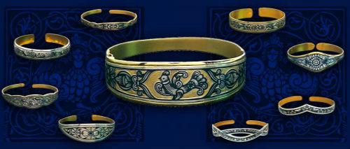 женские славянские браслеты Славянские амулеты