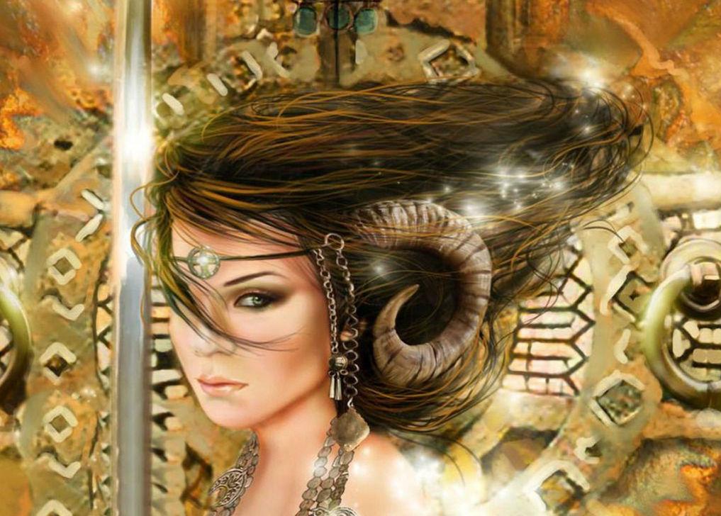 овен Овен камень талисман для женщины