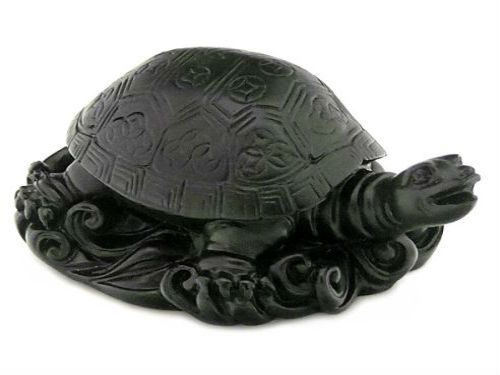 черная черепаха талисман Талисманы на удачу
