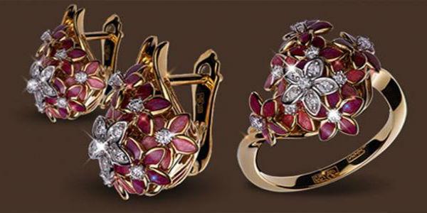 драгоценности с бриллиантами Драгоценные ювелирные украшения с бриллиантами