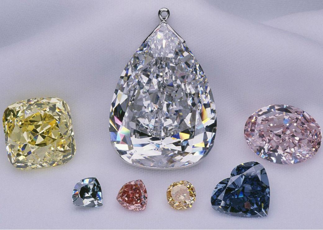 алмазы искусственные Искусственные алмазы