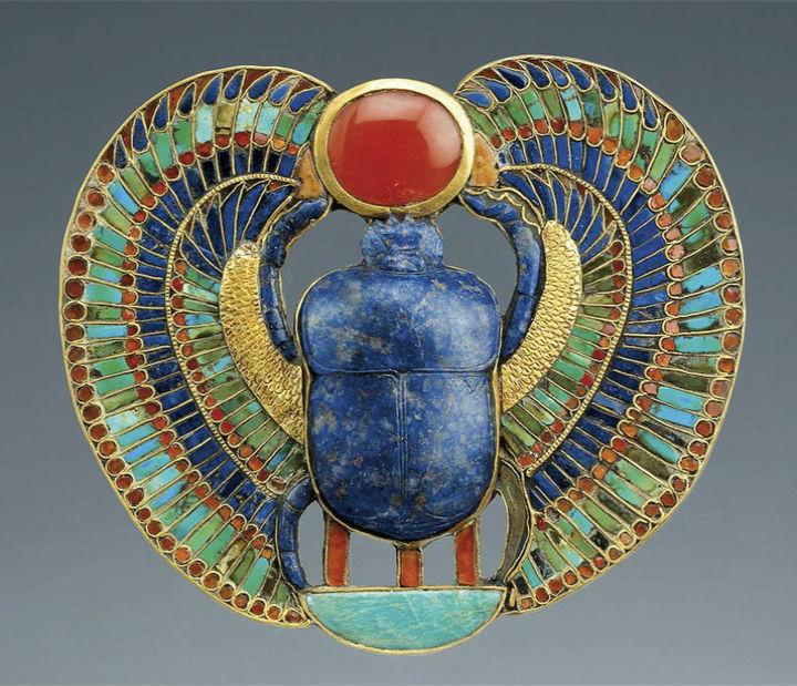 амазонит гробница фараона Амазонит