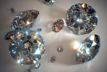 алмаз камень Цвет алмаза