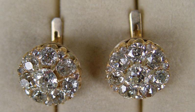 огранка бриллиантов Бриллиантовые украшения
