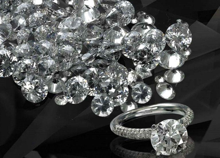 алмазная империя DeBeers Краткая история добычи алмазов