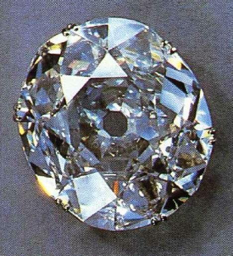 алмаз звезда Египта Краткая история добычи алмазов