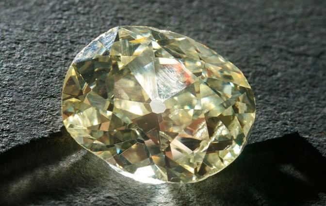 алмаз эврика Краткая история добычи алмазов